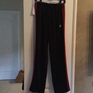 Black Adidas Sweat Pants